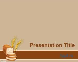 Скачать шаблонам презентаций по теме еда