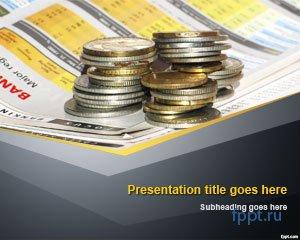 Скачать шаблон тем для презентаций золото